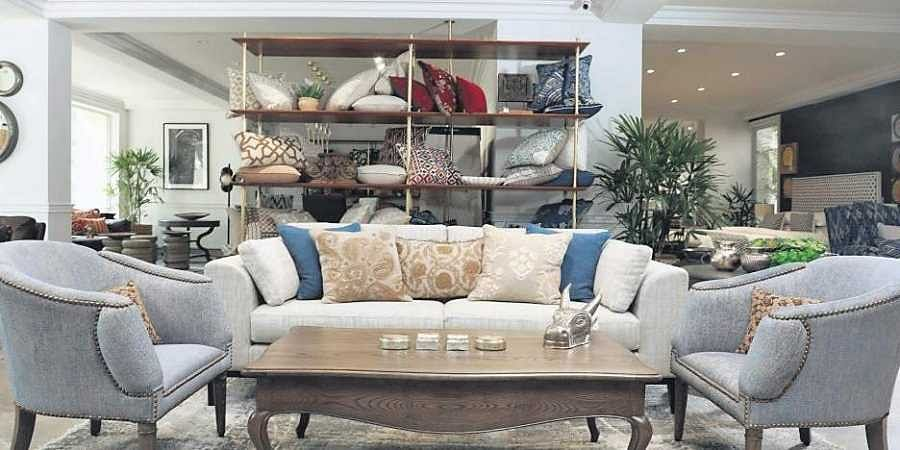 Luxury Home Decor Label Opens A New Store In Its 25th Year The New Indian Express