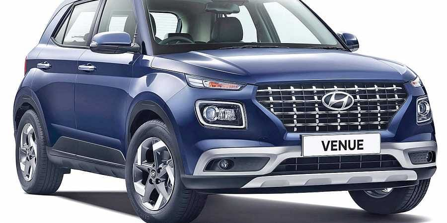 New Hyundai Venue The New Indian Express