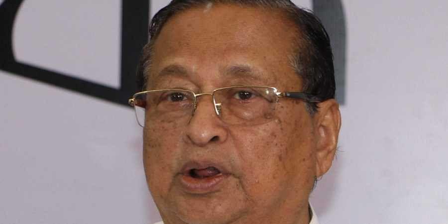 Odisha Pradesh Congress Committee president Niranjan Patnaik