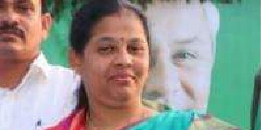 Jajpur MP Rita Tarei