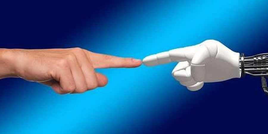 Deep learning robots