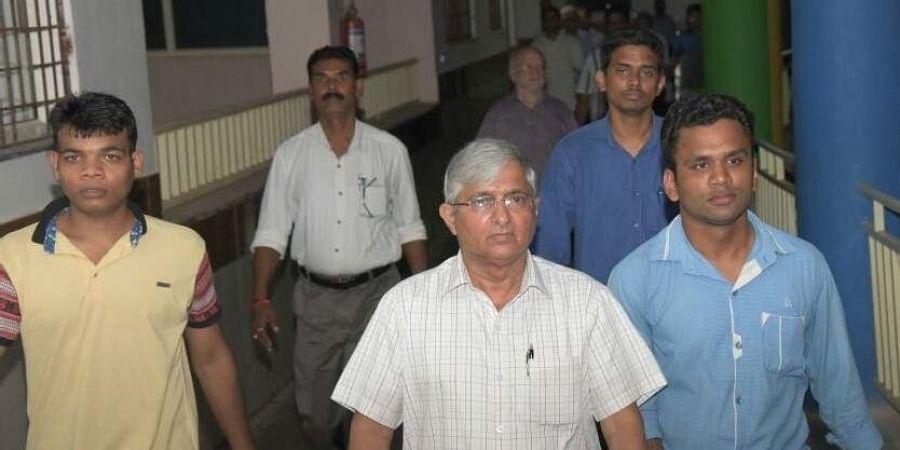 Former Goa RSS chief Subhash Velingkar
