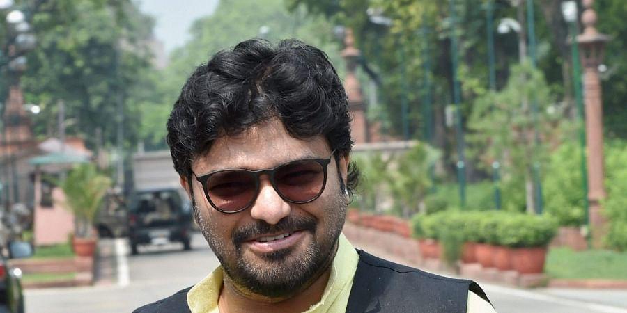 Singer-turned-politician Babul Supriyo