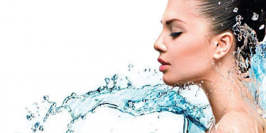 Skincare, Bathing, refresh