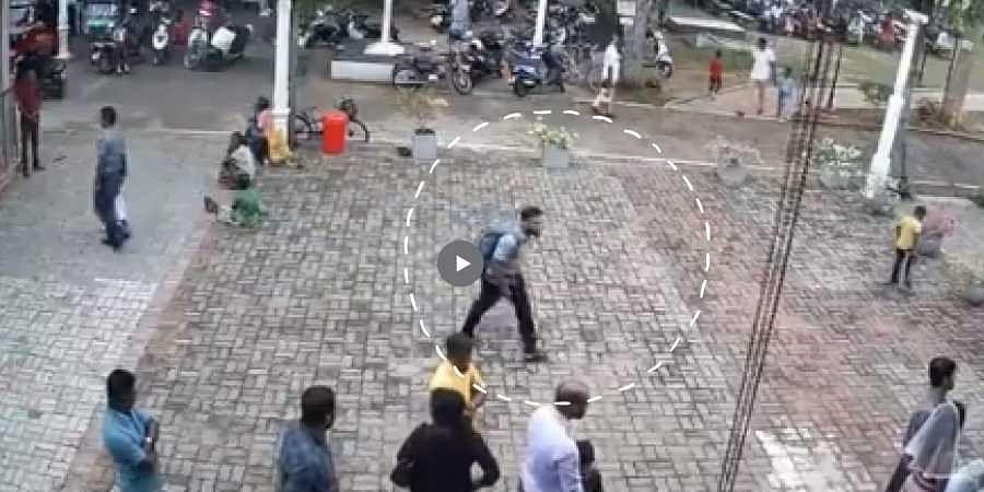 St sebastian church, sri lanka, suicide bomber