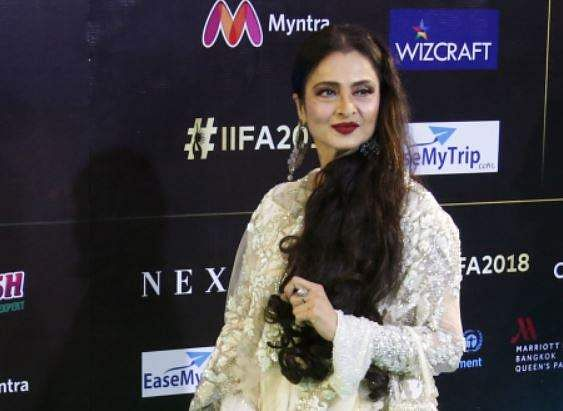 Rekha - Yesteryear actress Rekha was nominated to the Rajya Sabha by the Congress along with Sachin Tendulkar in 2012. Unfortunately, both Rekha and Tendulkar were infamous for their low attendance and not asking questions in the Upper House.