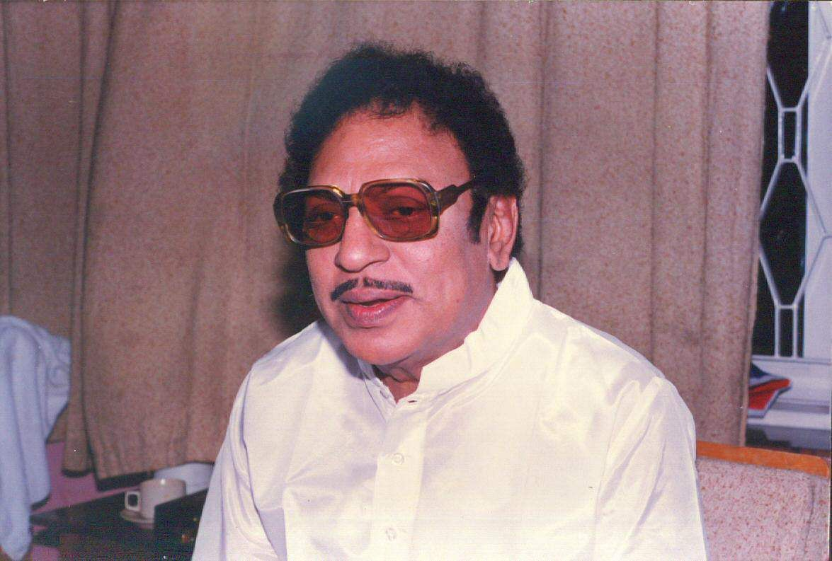 S.S Rajendran - Touted as the first Tamil actor to take the political plunge, Rajendran was the founding member of DMK and was at the helm of its affairs for the first 20 years. A staunch follower of Periyar's philosophy, he acted in over 50 films.