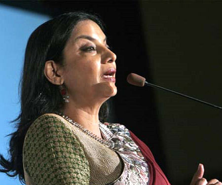Shabana Azmi - An alumni of FTII, Pune, Shabana Azmi is the daughter of noted poet Kaifi Azmi. She entered the Rajya Sabha in 1997 and was a member of the Upper House till 2003.