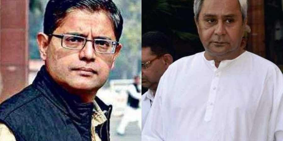 BJP's Baijayant Panda will take on CM Naveen Patnaik(L) in the Kendrapara assembly seat