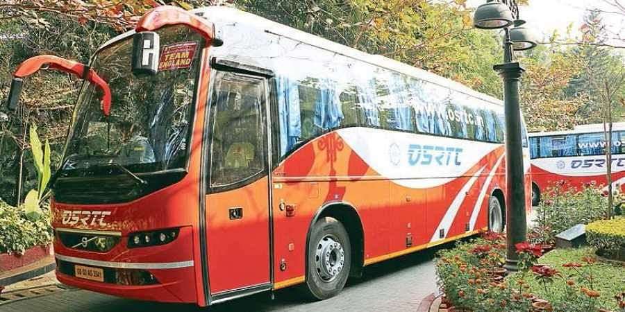 An OSRTC bus