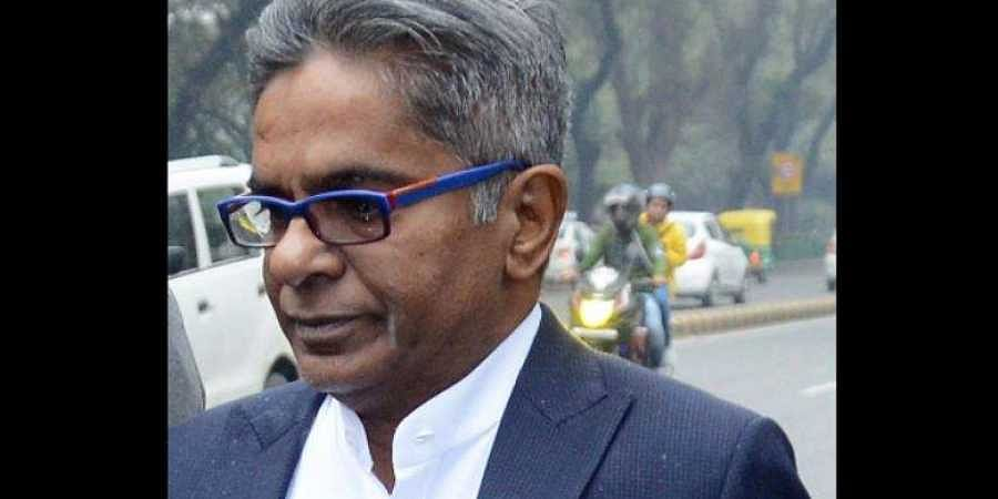 Rajiv Saxena, accused turned approver in AgustaWestland VVIP chopper deal case.