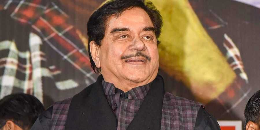 Actor-turned-politician Shatrughan Sinha