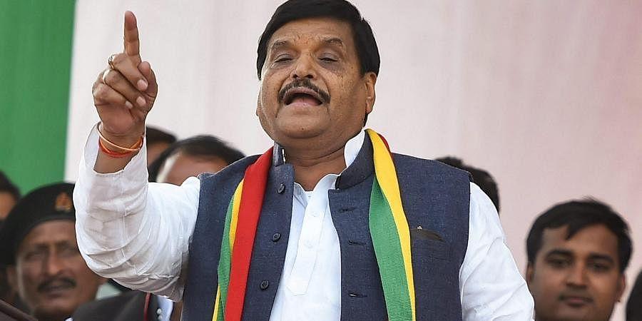 Pragatisheel Samajwadi Party chief Shivpal Singh Yadav