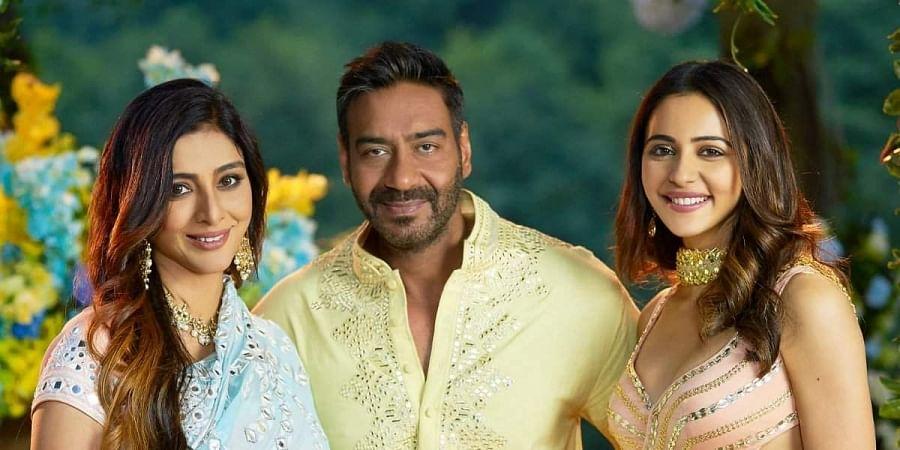 Ajay Devgn-starrer 'De De Pyaar De' will be hitting the big screens on May 17.