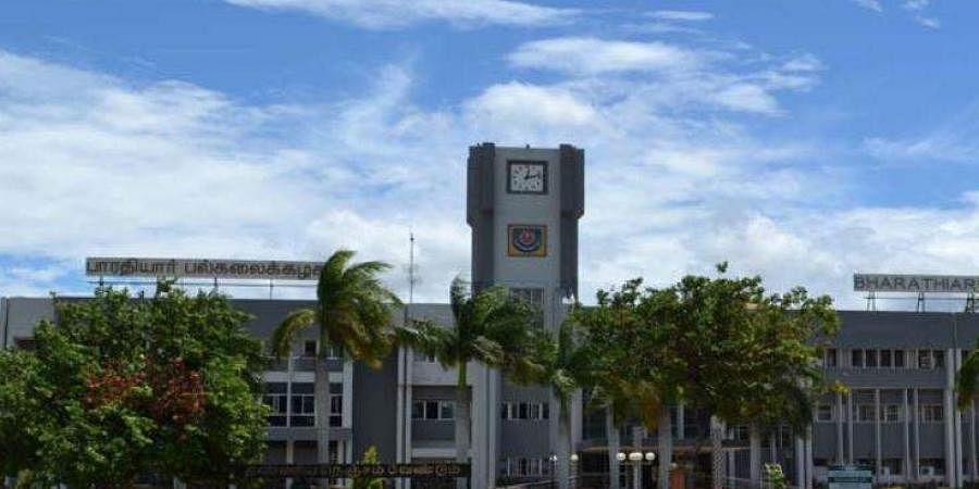 Bharathiar University in Coimbatore