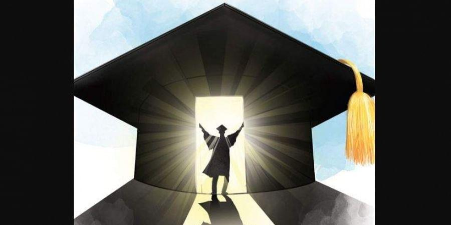 Graduate, academics, research