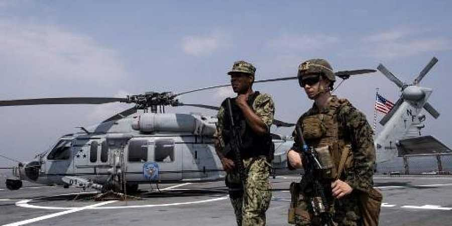 US approves sale of 24 MH-60 Romeo Seahawk helicopters to India for USD 2.4 billion