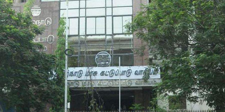 Tamil Nadu Pollution Control Board headquarters in Chennai