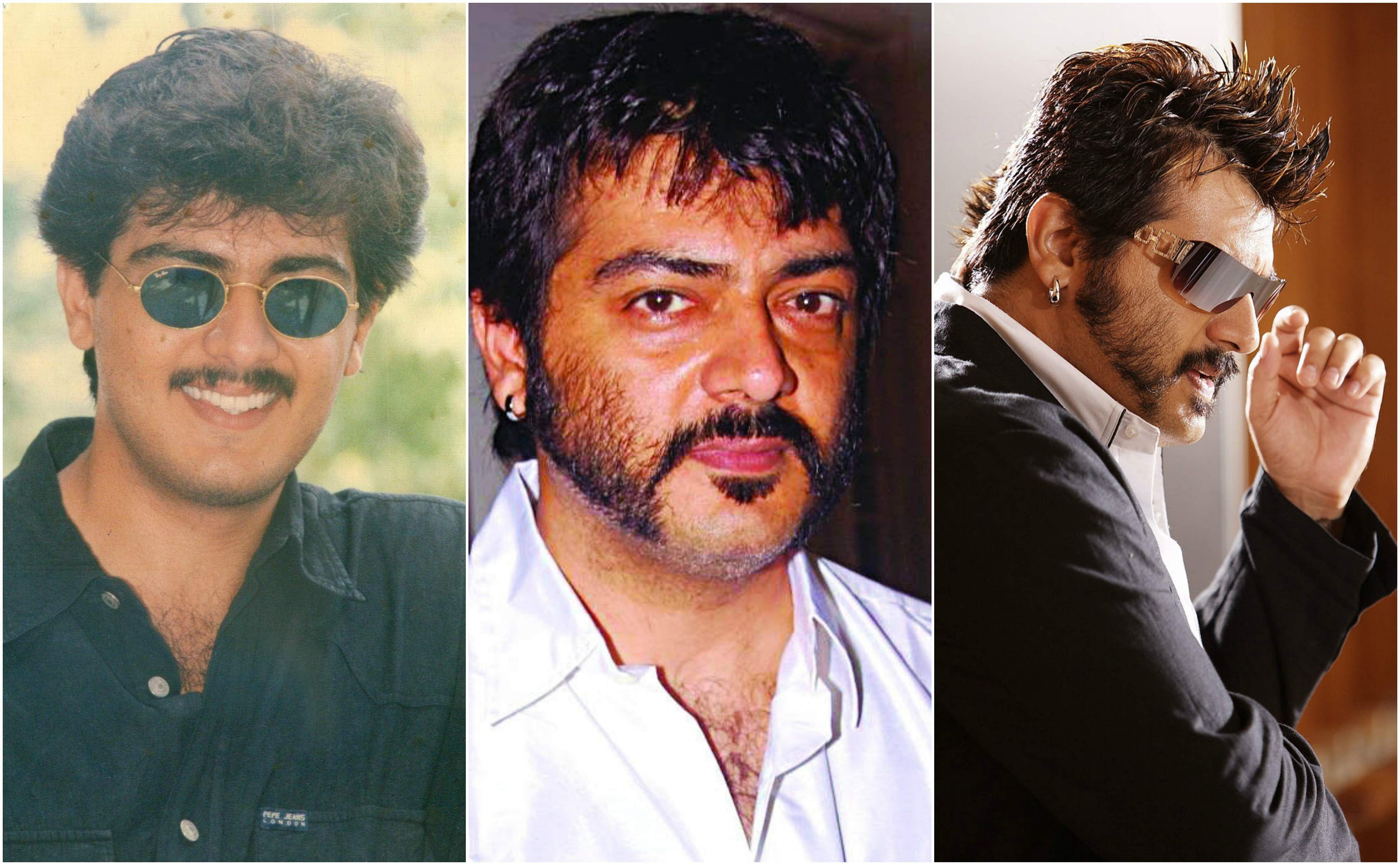 Happy birthday Thala: Here are some rare photos of actor