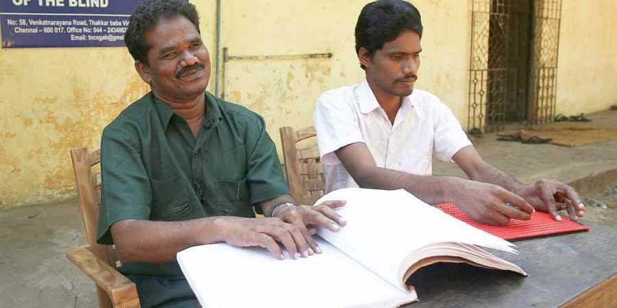 Braille, Ballot paper, Lok Sabha Elections
