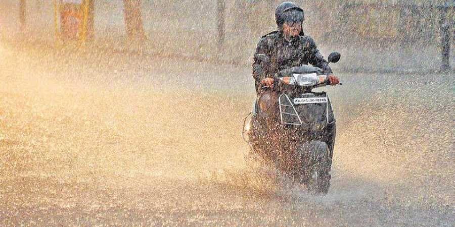 Nor'westers,Heavy Rains,