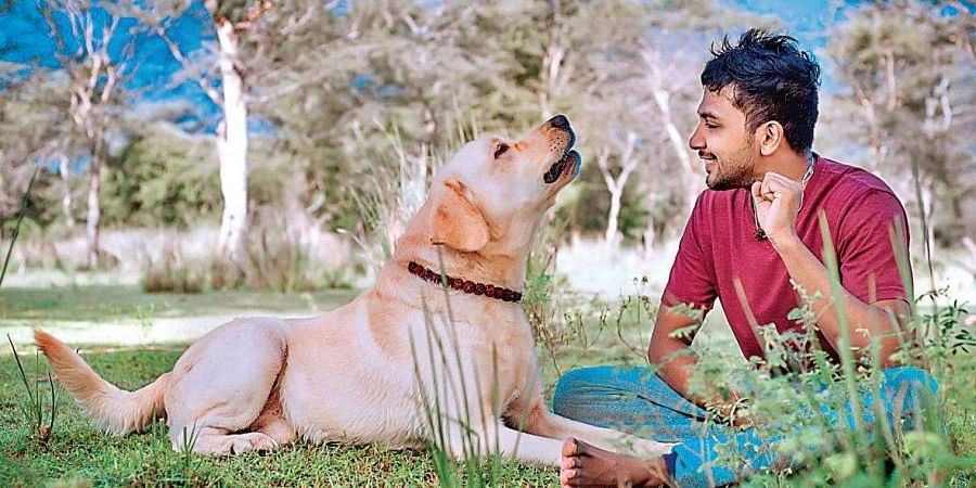 Anbulla Ghilli: When a dog plays a Vijay fan- The New Indian Express