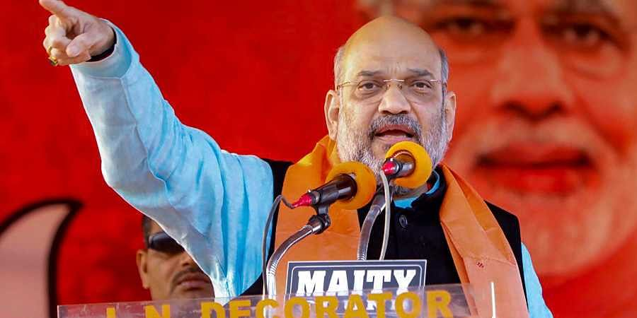 BJP chief Amit Shah​