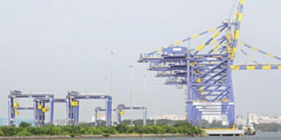 Kochi port