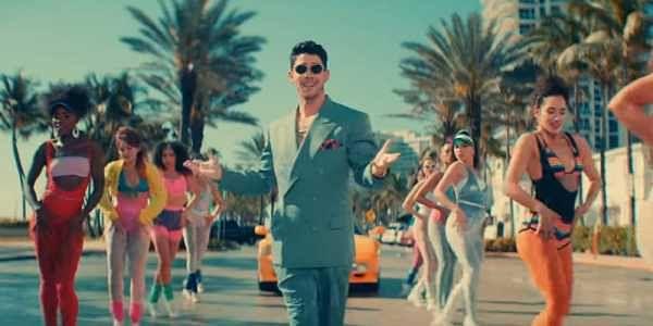 Nick Jonas in 'Cool'.
