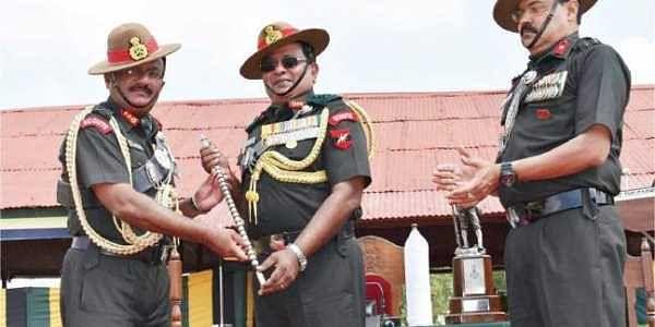 Sarath Chand, Vice Chief of Army Staff