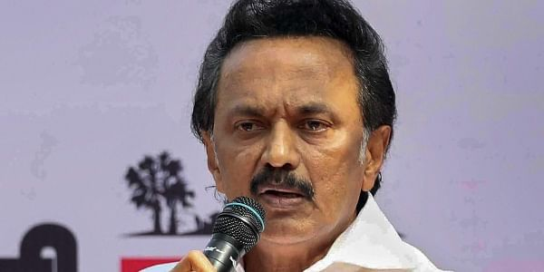 DMK chief MK Stalin