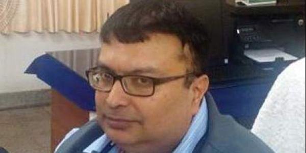 Cochin Customs Commissioner Sumit Kumar