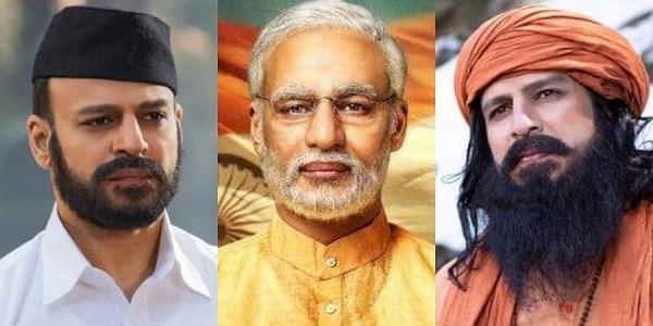 Check out the different looks of Vivek Oberoi in 'PM Narendra Modi'.