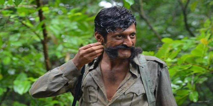 A still from Killing Veerappan