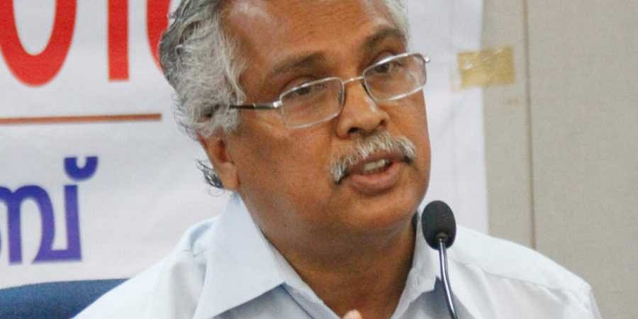CPI leader Binoy Viswam