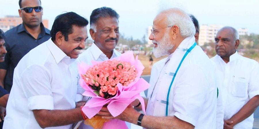 PM Modi TN visit