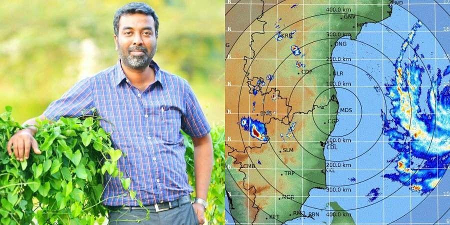Pradeep John aka Tamil Nadu Weatherman