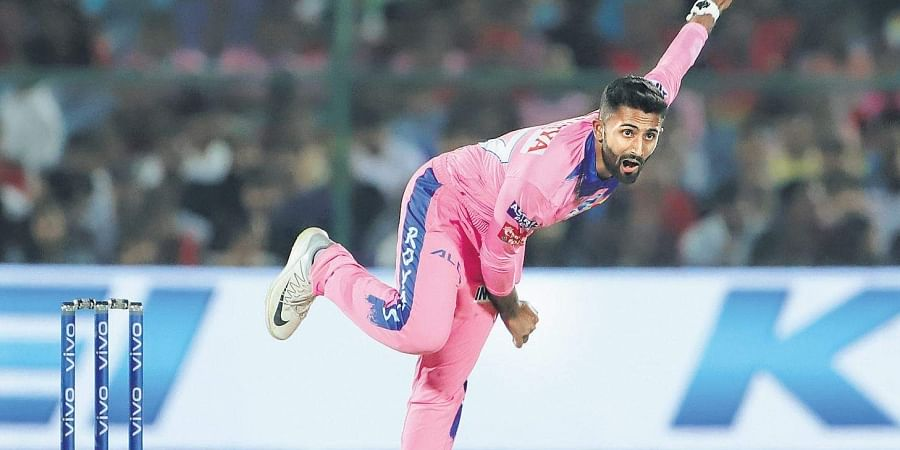 Shreyas Gopal of Rajasthan Royals has so far picked up 6 wickets at an economy of 5.58.