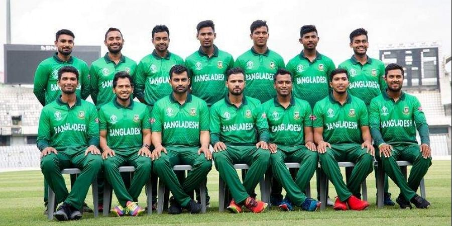 7e805fe7a Many cricket fans saw a similarity with the jersey of Pakistan |  Twitter@BCBtigers