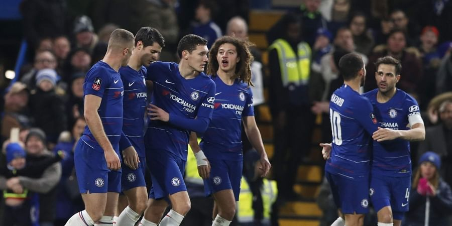72db23465d1 Chelsea has already secured a top-four finish in the Premier League (File  Photo