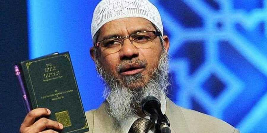 Tele-evangelist Zakir Naik