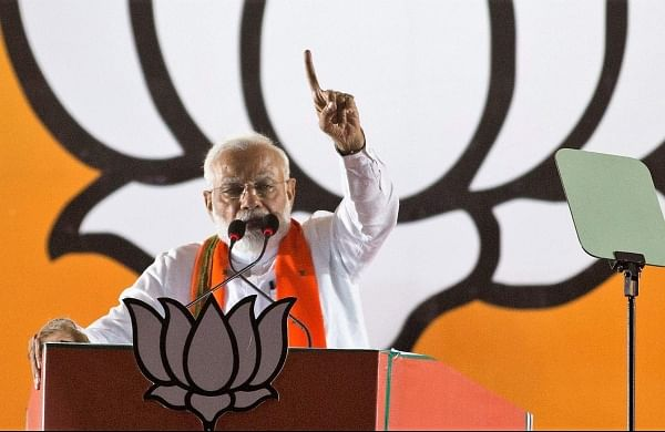 BJPs victory script in UP: Liberal sprinkling of Modi magic and deft planning