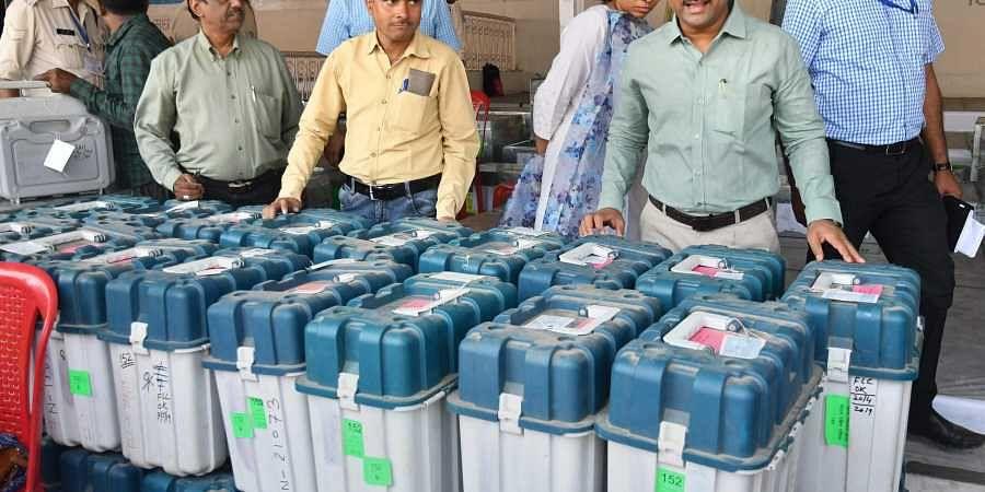 EVMs, Lok Sabha elections 2019