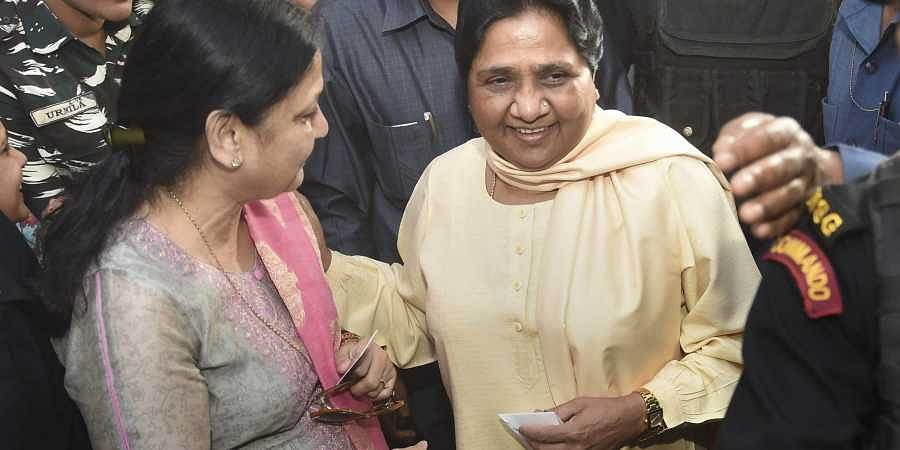 Bahujan Samaj Party (BSP) chief Mayawati
