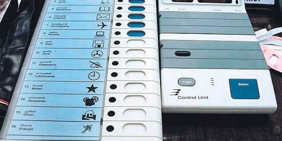 Lok Sabha elections: Poll officer suspended for carrying reserve EVM to his residence in MP's Guna