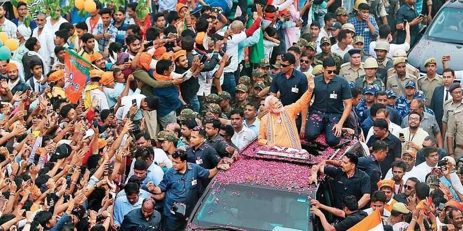 Narendra Modi, Varanasi