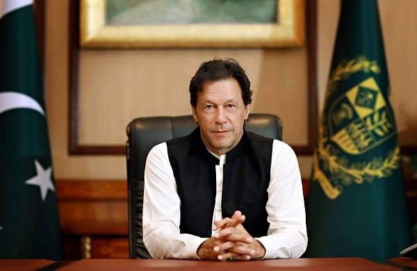 Imran Khan blames opposition parties for Pakistan's economic woes