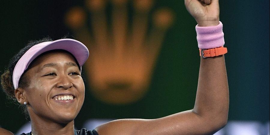 Japan's Naomi Osaka. (Photo | AP)