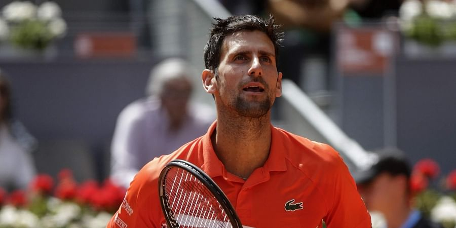 Novak Djokovic (Photo | AP)