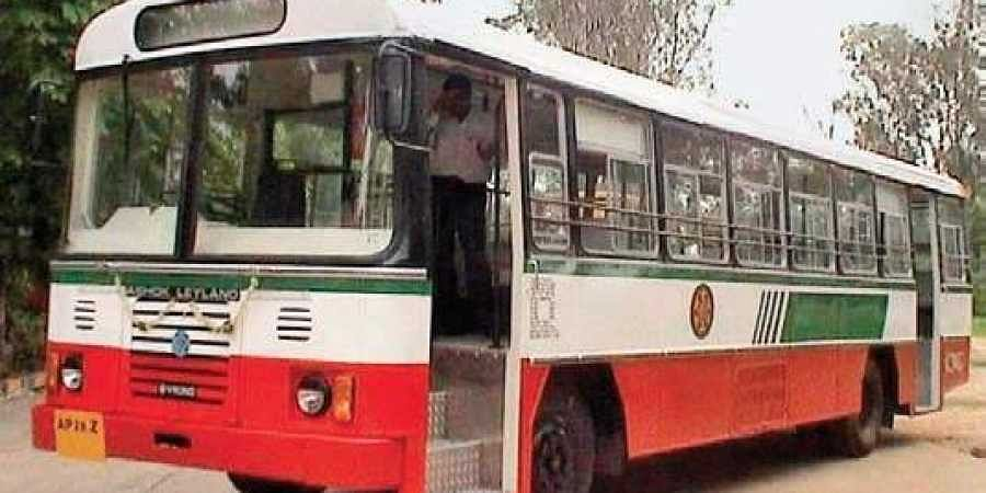 Diesel buses to replace RTC city CNG fleet- The New Indian